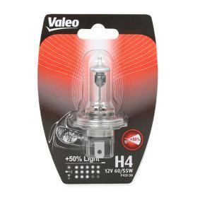 032510 Glühlampe, Fernscheinwerfer von VALEO Qualitäts Ersatzteile
