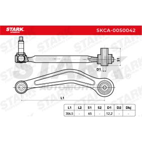 STARK SKCA-0050042 Lenker, Radaufhängung OEM - 33326767831 BMW, BILSTEIN, ALPINA, SWAG, MINI, OEMparts günstig