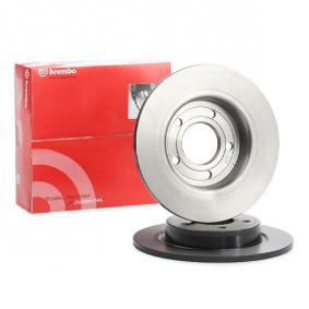 3 (BK) BREMBO Disco de freno 08.9975.21