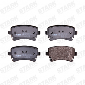 4B3698451A für VW, AUDI, SKODA, SEAT, Bremsbelagsatz, Scheibenbremse STARK (SKBP-0011016) Online-Shop