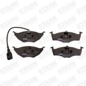 8Z0698151 für VW, AUDI, SKODA, SEAT, Bremsbelagsatz, Scheibenbremse STARK (SKBP-0011086) Online-Shop