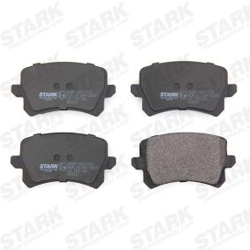 STARK Bremsbelagsatz, Scheibenbremse (SKBP-0011015) niedriger Preis