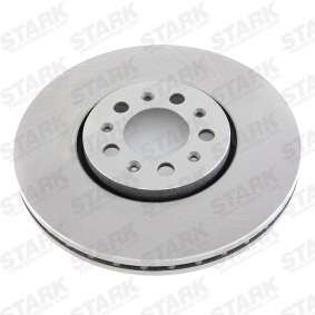 STARK SKBD-0020147 Bremsscheibe OEM - JZW615301D AUDI, SEAT, SKODA, VW, VAG, AKEBONO, REMY, RIW, MAXTECH, R BRAKE günstig