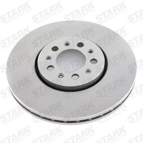 STARK SKBD-0020147 Bremsscheibe OEM - 6R0615301D AUDI, SEAT, SKODA, VW, VAG, VW (FAW), VW (SVW) günstig