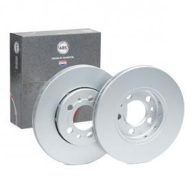 JZW615301N für VW, AUDI, SKODA, SEAT, Bremsscheibe A.B.S. (16880) Online-Shop