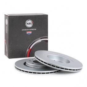 A.B.S. спирачен диск 8717109021431