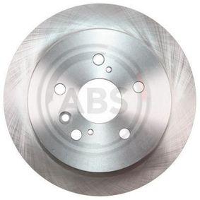 A.B.S. Bremsscheibe 8717109260298