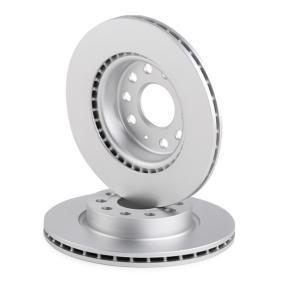 A.B.S. Disco de freno Eje delantero, Ø: 280,0mm, ventilado, revestido 8717109260311 evaluación