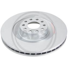 A.B.S. Bremsscheibe 1K0615301AA für VW, AUDI, SEAT, SKODA, MAZDA bestellen