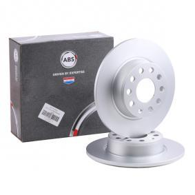 5Q0615601D für VW, AUDI, SKODA, SEAT, Bremsscheibe A.B.S. (18117) Online-Shop