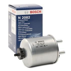 164003978R für RENAULT, DACIA, RENAULT TRUCKS, Kraftstofffilter BOSCH (F 026 402 082) Online-Shop