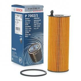 Oljefilter BNG Filterinsats tillverkarens BOSCH F 026 407 002 upp till - 70% rabatt!