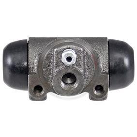 A.B.S. FIAT PANDA Wheel cylinder (2847)