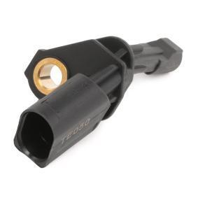 A.B.S. 30020 Sensor, Raddrehzahl OEM - 1K0927808 AUDI, PORSCHE, SEAT, SKODA, VW, VAG, FIAT / LANCIA, WEHRLE&S, A.B.S., AUDI (FAW), VW (FAW), VW (SVW), SKODA (SVW) günstig