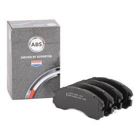 Pajero Sport I SUV (K7_, K9_) A.B.S. Kit pastiglie freno a disco 36753