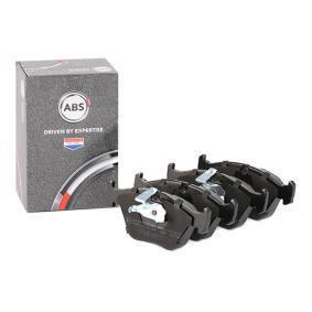 34111163953 für BMW, Bremsbelagsatz, Scheibenbremse A.B.S. (36998) Online-Shop