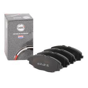MATIZ (M200, M250) A.B.S. Pedales y cubre pedales 37139