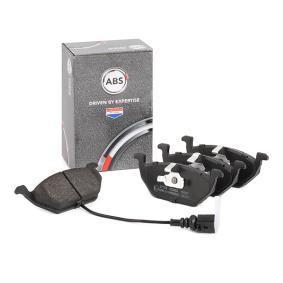 JZW698151 für VW, AUDI, SKODA, SEAT, SMART, Bremsbelagsatz, Scheibenbremse A.B.S. (37155) Online-Shop