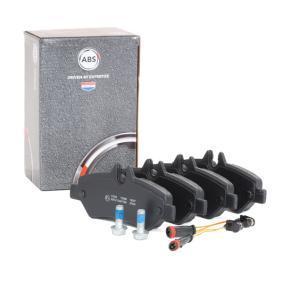 2E0698451 für VW, MERCEDES-BENZ, AUDI, SKODA, SEAT, Bremsbelagsatz, Scheibenbremse A.B.S. (37555) Online-Shop