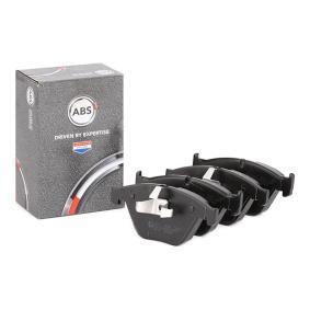 34112288858 für BMW, Bremsbelagsatz, Scheibenbremse A.B.S. (37669) Online-Shop