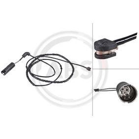 34351164372 für BMW, Warnkontakt, Bremsbelagverschleiß A.B.S. (39582) Online-Shop