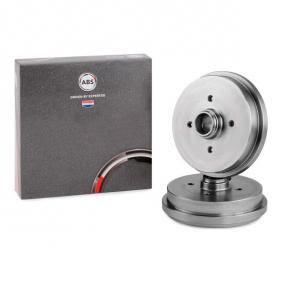 171501615 für VW, AUDI, SKODA, SEAT, PORSCHE, Bremstrommel A.B.S. (7169-S) Online-Shop