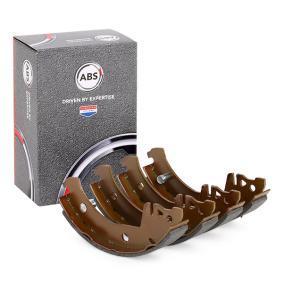 1H0698071 für VW, AUDI, SKODA, SEAT, Bremsbackensatz A.B.S. (8911) Online-Shop