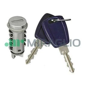MIRAGLIO FIAT PUNTO Cylinder lock (80/1020)