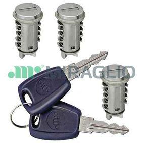 Cylinder lock 80/1213 MIRAGLIO
