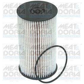 MEAT & DORIA Palivový filtr (4832)