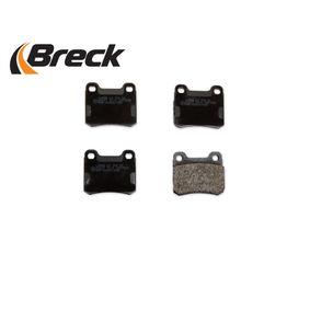 A0014200120 für MERCEDES-BENZ, Bremsbelagsatz, Scheibenbremse BRECK (20687 00 704 00) Online-Shop