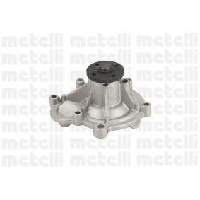 Wasserpumpe METELLI Art.No - 24-0885 OEM: 2712000201 für MERCEDES-BENZ, SMART, ALFA ROMEO kaufen