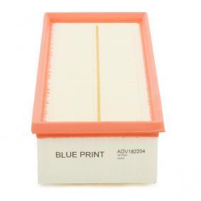 BLUE PRINT Motorluftfilter ADV182204