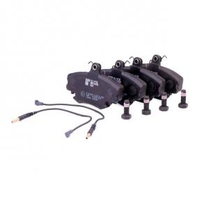 BLUE PRINT Bremsbelagsatz, Scheibenbremse 7701204833 für RENAULT, PEUGEOT, NISSAN, CHEVROLET, DACIA bestellen