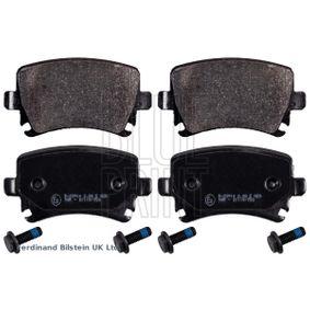 Bremsbelagsatz, Scheibenbremse BLUE PRINT Art.No - ADV184205 OEM: 3C0698451A für VW, AUDI, SKODA, SEAT kaufen