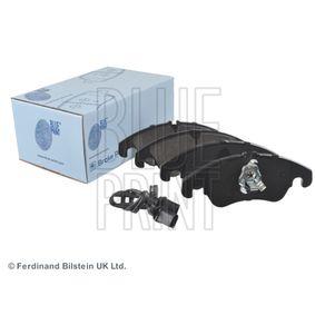 BLUE PRINT Bremsbelagsatz, Scheibenbremse 8K0698151H für VW, AUDI, SKODA, SEAT, PORSCHE bestellen