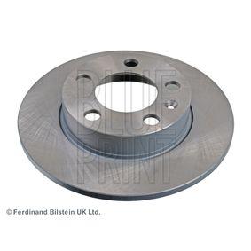 Bremsscheibe BLUE PRINT Art.No - ADV184302 OEM: 1J0615601C für VW, AUDI, SKODA, SEAT, SMART kaufen