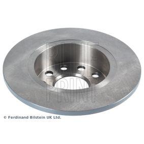 BLUE PRINT Регулиращ клапан на свободния ход, захранване с въздух (ADV184306)