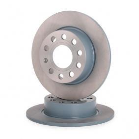 BLUE PRINT Bremsscheibe 1K0615601AB für VW, AUDI, SKODA, MAZDA, SEAT bestellen