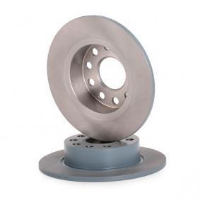 1K0615601AB für VW, AUDI, SKODA, MAZDA, SEAT, Bremsscheibe BLUE PRINT (ADV184306) Online-Shop