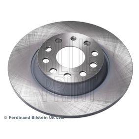 Спирачен диск BLUE PRINT Art.No - ADV184307 OEM: 1K0615601AD за VW, AUDI, MAZDA, SKODA, SEAT купете