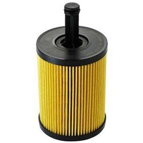 DENCKERMANN VW GOLF Маслен филтър (A210079)