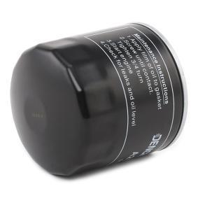 DENCKERMANN Oil filter (A210066)
