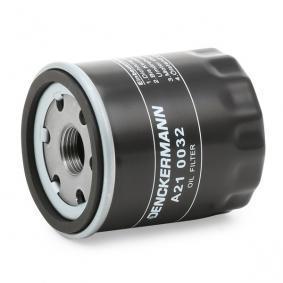 DENCKERMANN Wiper blade rubber A210032
