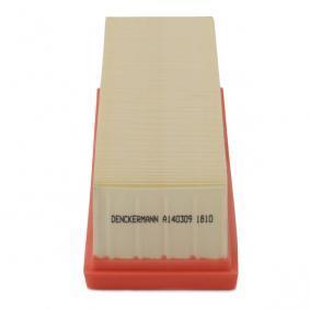 CLIO II (BB0/1/2_, CB0/1/2_) DENCKERMANN Luftfilter A140309