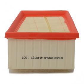 DENCKERMANN Motorluftfilter A140092