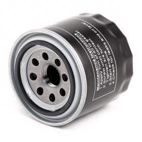 5 (CR19) DENCKERMANN Oil filter A210039