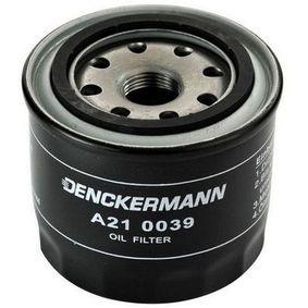 DENCKERMANN Oil filter A210039