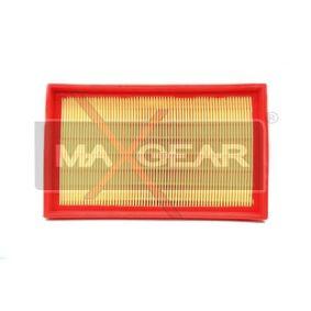 Vzduchovy filtr MAXGEAR (26-0366) pro PEUGEOT 307 ceny