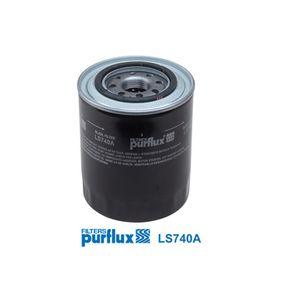 PURFLUX MITSUBISHI MONTERO SPORT Filtro de aceite (LS740A)